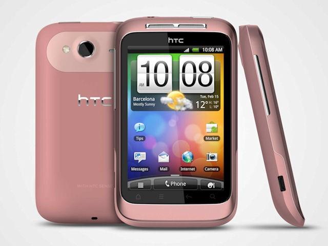 Лимитированный смартфон для девушек уже в Украине
