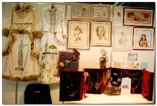 В Киеве открылась выставка Handmade Fashion