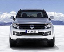Новый Volkswagen Amorok - первый пикап Volkswagen