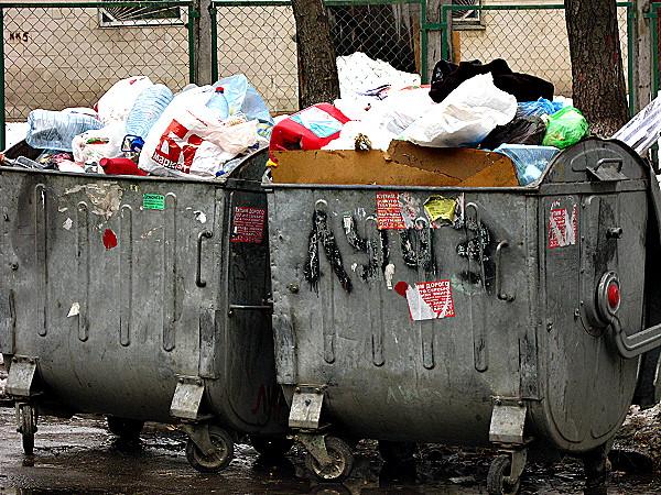 Киев уменьшит объем утилизации отходов