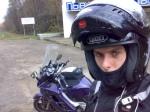 Киевлянин проехал земной шар на мотоцикле за 307 дней