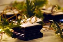 В Киеве состоится выставка зимней свадьбы