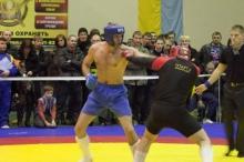 В Киеве состоялся чемпионат по панкратиону