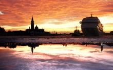 Киевляне смогут увидеть отражения Венеции