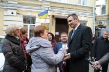 Кличко хочет, чтобы в суд пришли Черновецкий и Попов