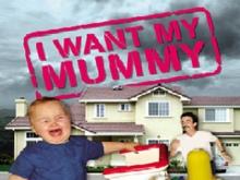Реалити-шоу: когда ребенок хочет к маме