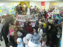 """Новый год в """"Антошке"""": важно нагнать клиентов"""