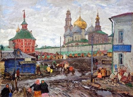 В Киеве покажут шедевры украинского и русского искусства