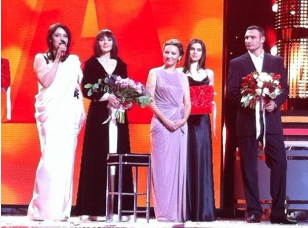 В Киеве выбрали самых красивых украинцев
