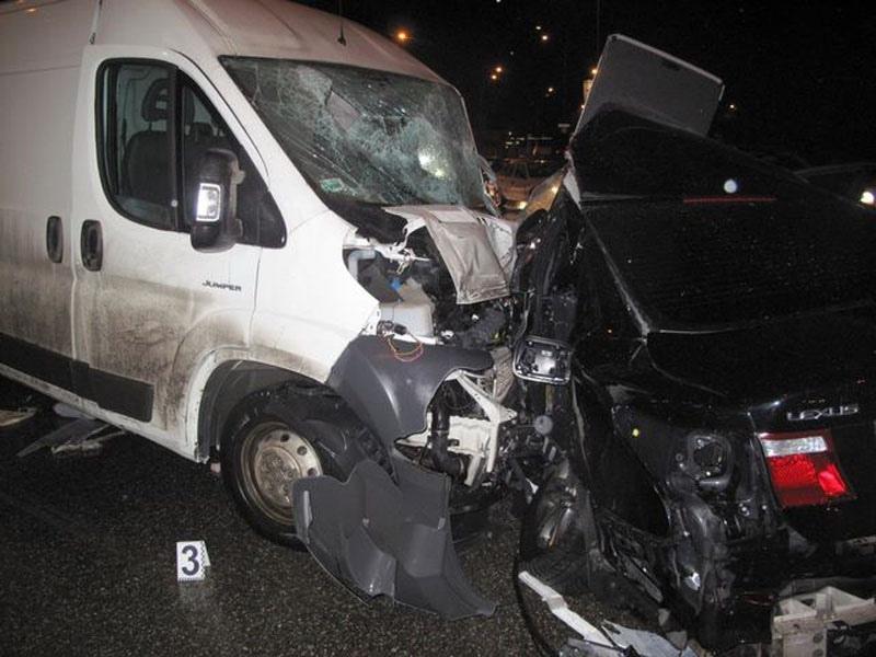 В аварии насмерть разбился водитель-новичок