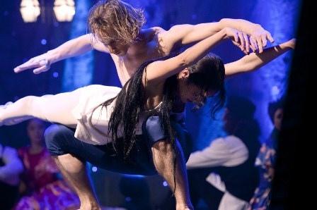 На одной сцене Киева состоятся две танцевальные премьеры