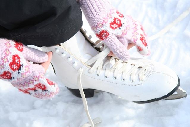 В конце марта на Оболони можно будет покататься на коньках
