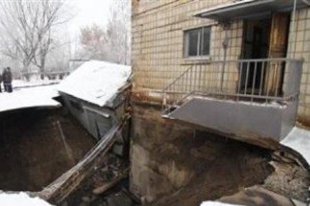 Газовая коррозия привела к обвалу на Бортнической станции аэрации