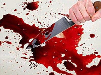 В Броварах прямо на улице парень зарезал мужчину