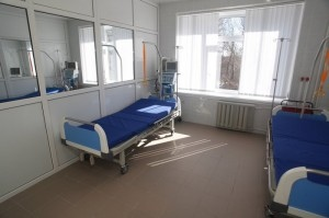 На Киевщине открыли реанимационное отделение