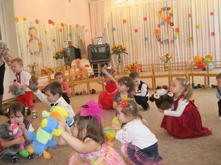 В Киеве на всех детей хватит садиков
