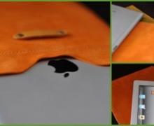 Страсти вокруг iPad 2. Чехлы для iPad в Киеве от дизайнерской студии Borah