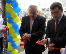 В Голосеевском районе открылся Центр административных услуг