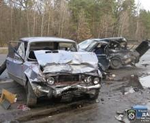 """На трассе """"Бровары - Калиновка"""" случилась авария. Есть жертвы и пострадавшие"""