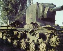 Под Киевом на дне реки нашли танк