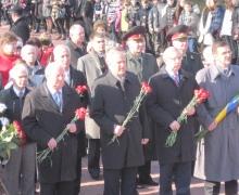 В Киеве почтили память узников фашистских концлагерей