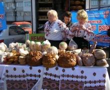 В Голосеевском районе Киева состоялась большая Предпасхальная ярмарка