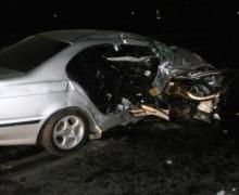Под Киевом в аварии пострадал малолетний ребенок