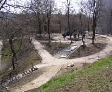 Ко дню Киева в городе появится еще один скверик