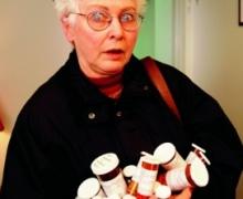 На Киевщине старушка-невропатолог выписывала рецепты запрещенных препаратов