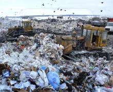 Жители Киевщины обеспокоены свалкой, от которой исходит запах разложения