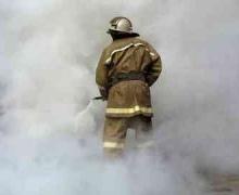 На праздничных выходных киевские пожарники отдохнуть не смогли