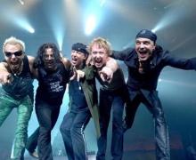 """""""Scorpions"""" еще раз попрощается с киевской публикой"""