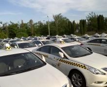 """Автопарк """"Sky Taxi"""" аэропорта """"Борисполь"""" пополнился 40 новыми машинами"""