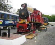 Завтра в первый рейс отправится поезд Киевской детской железной дороги