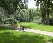 Ко Дню Киева в Голосеевском районе откроют 30 новых скверов
