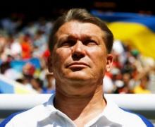 Новый контракт - Блохин будет готовить Украину к ЧМ-2014