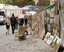 Киевские художники будут платить гривну за аренду мастерских