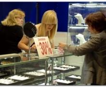 В Киеве открылась крупнейшая ювелирная выставка
