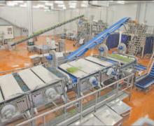 В Деснянском районе построят завод по производству продовольственных товаров