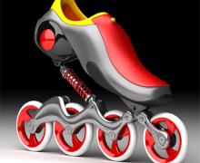 На Оболони состоится Чемпионат конькобежного спорта на роликах