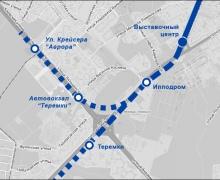 """Станции """"Ипподром"""" и """"Теремки"""" строятся без выходных"""