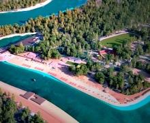 На День Киева в Гидропарке откроется спортивный городок