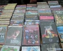 Киевляне перестали покупать DVD-диски