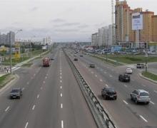 В Киеве полностью заработал проспект Бажана