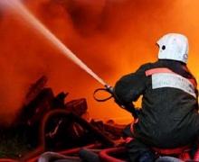 В частном доме под Киевом заживо сгорели маленькие дети
