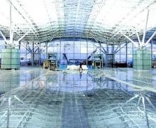 """В """"Борисполе"""" открывают аэровокзал """"D"""""""