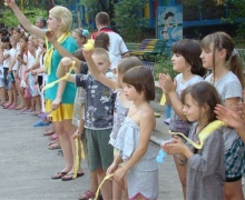 Детей, пострадавших в результате аварии на ЧАЭС, отправят отдыхать