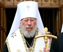 Митрополит Владимир принял у себя главу КГГА