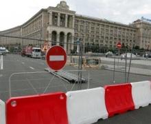 Обеспечивать порядок в Киеве милиция будет круглосуточно