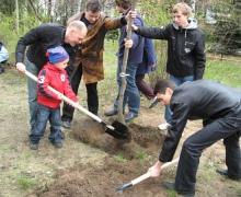 Субботники Попова позволили назвать Киев лучшим городом по благоустройству